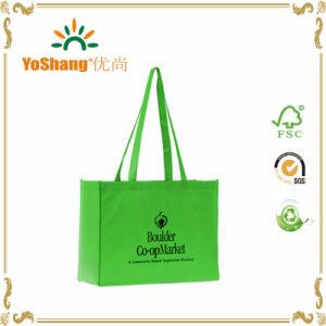 Reusable Wholesale Grocery Custom Non Woven Polypropylene Bag pictures & photos
