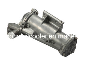 Oil Cooler Assy for Mitsubishi 4D32/4D31 pictures & photos