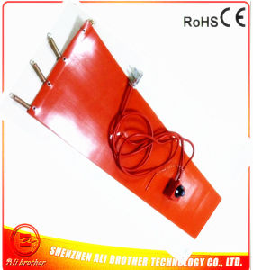 Barrel Heater Silicone Rubber Oil Heater pictures & photos