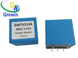 Grewin Current-Type Miniature Voltage Transformer (GWTV31B) pictures & photos