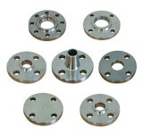 Casted Machining Parts-Steel Flange Plate pictures & photos