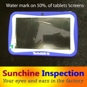 Kids Tablets Quality Control and Testing Service pictures & photos