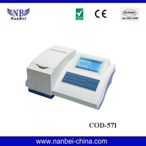 Potassium Dichromate Colorimetry Method Cod Analyzer pictures & photos