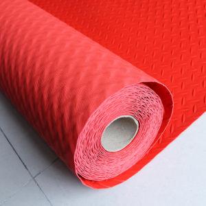 Outdoor Anti Slip Water Drainage Proof PVC Plastic Vinyl Floor Mats Flooring Carpet Rolls pictures & photos