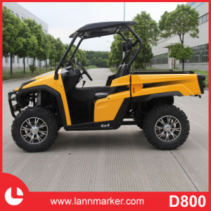 800CC Diesel UTV 4X4 pictures & photos