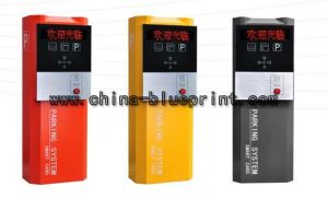 Car Parking Management System Ticket Box Toll System pictures & photos