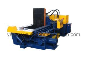 63ton Small Waste Metal Shavings Compactor (integrated) pictures & photos