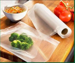 2014 PA PE Vacuum Pouch/Vacuum Bags for Food Wholesale pictures & photos