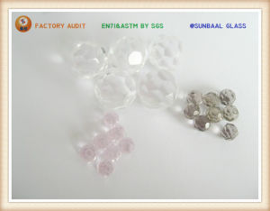 Faceted Glass Ball (S045) pictures & photos