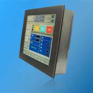 Industrial Computer with Touch Panel /LCD Touch Computer for CNC Controls (QCT126)
