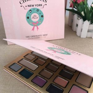Too Faced Christmas in New Work 24 Color Pressed Powder Makeup Eye Shadow Palette pictures & photos