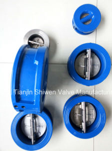 Dual Plate Wafer Type Check Valve pictures & photos