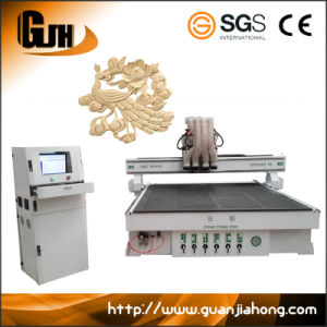 2325-4 4 Workstage CNC Router pictures & photos