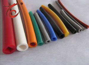 Htv Silicone Rubber with Different Size for Tube Making