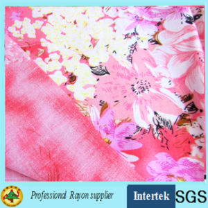 Light Weight Viscose Fabric for Ladies Summer Dresses pictures & photos