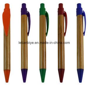 Promotional Souvenir Gift Bamboo Ballpoint Pen (LT-C737) pictures & photos