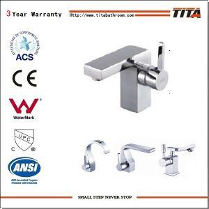 2014 Popular Design Brass Basin Faucet Nh7002 pictures & photos