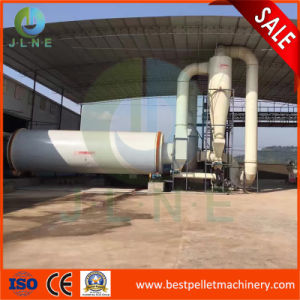 High Capacity Industrial Wood Rotary Dryer Machine pictures & photos