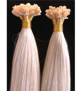 Italy Glue Flat Pre-Bounded Hair Extensions