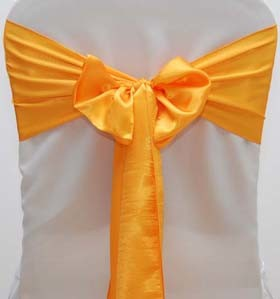 Wedding Chair Satin Sash for Special Events pictures & photos
