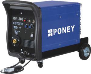 Plastic CO2 DC Inverter MIG Welding Machine pictures & photos