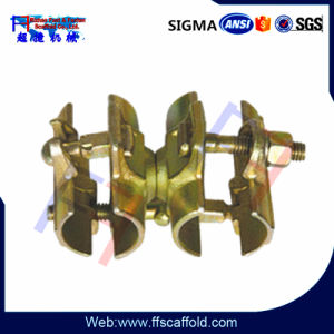 Italian Type Forged 90 Degree Clamp/ Double Fitting pictures & photos