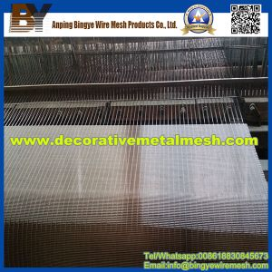 Decorative Wire Mesh Production for Exterior Facades pictures & photos