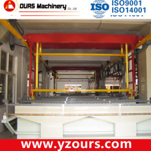 200L Barrel Plating Line, U-Shaped Automatic Rack Plating Line pictures & photos