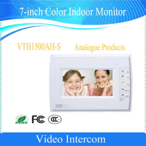 Dahua 7-Inch Color Indoor Monitor Video Phone (VTH1500AH-S) pictures & photos
