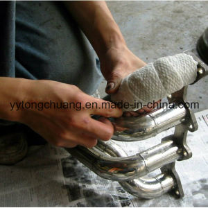 Heavy Duty Exhaust Heat Wrap 10meters Inc 10 Zip Ties pictures & photos