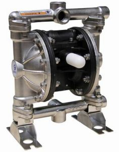 Manual Operation Double Diaphragm Pump pictures & photos