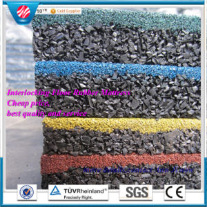 Playground Rubber Flooring Rubber Factory Direct Outdoor Rubber Flooring Gym Flooring Mat pictures & photos
