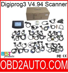 V4.94 Digiprog III Digiprog3 Odometer Tool Master Programmer Entire Kit Multi Languages Dp3