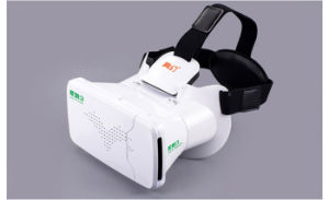 Ritech III 3D Vr Glass with Ios Andorid Mobile Phone to Moive Game Ritech III 3D Glass pictures & photos