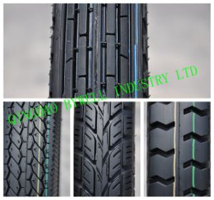 India Technology Motorcycle Tyres and Tubes with Best Patterns pictures & photos
