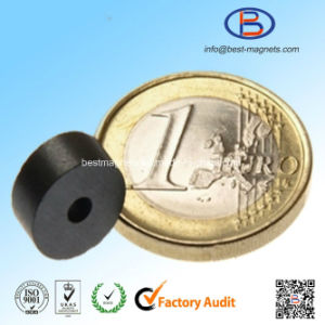 D11xd2.4X4.5 Y30bh High Quality Ring Shape Anisotropic Ferrite Magnet pictures & photos