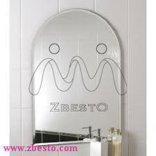 Silver Plated Mirror/Silver Coating Reflected Mirror pictures & photos