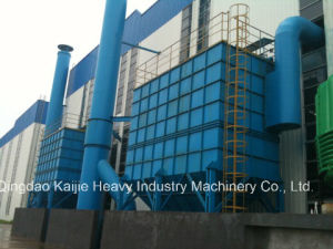 Bag Dust Remover in V Method Casting Process; Bag Dust Removal pictures & photos
