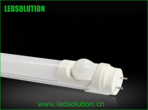 PIR Sensor T8 LED Tube 9W Tube Lights pictures & photos