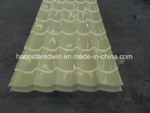 Manufactured Goods PPGI Coil Corrugated Steel Sheet pictures & photos