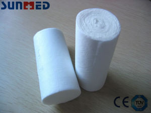 Medical Gauze Roll pictures & photos