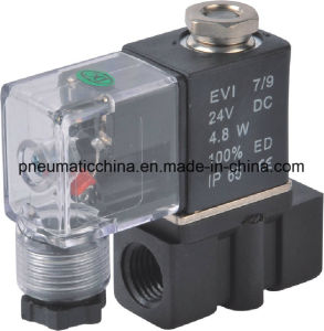 2p Series 2/2-Solenoid Valves with Engineering Plastic Body pictures & photos