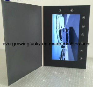 "2016 Hot Seller 2.4/2.8/3.5/4.3/5/7/10"" TFT LCD Custom Video Greeting Card pictures & photos"