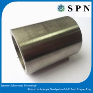 Strong NdFeB Multipole Sintered Ring Manget for Motor pictures & photos