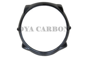 Carbon Fiber Motorcycle Lamp Ring for Aprilia Mana 850 pictures & photos