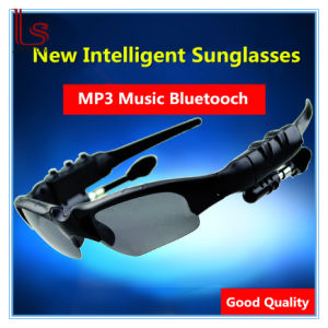 Intelligent Stereo Bluetooth MP3 Mobile Phones Headset Sport Driving Sunglasses pictures & photos