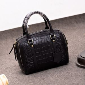 Europe Style Designer Brand Name Ladies Leather Hand Bag pictures & photos