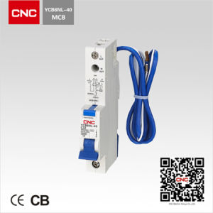 Residual Current Circuit Breaker with Over Current Protection (YCB6NL-40) pictures & photos