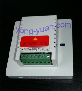 LCD Room Thermostat for Air Conditioning (BS-218+Remote Control) pictures & photos