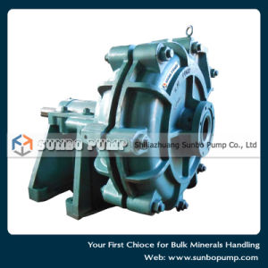 High Pressure Heavy Duty Centrifugal Slurry Pump pictures & photos